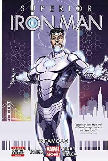 9780785192497-0785192492-Superior Iron Man Vol. 1: Infamous