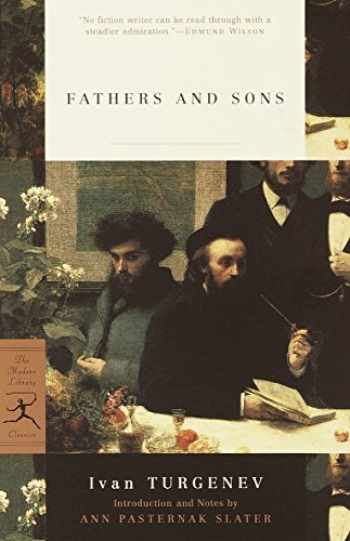 9780375758393-0375758399-Fathers and Sons (Modern Library Classics)