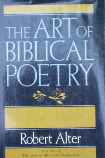 9780465004300-046500430X-Art Of Biblical Poetry