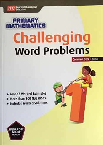 9789810189716-9810189710-Challenging Word Problems (Common Core Ed.): Grade 1