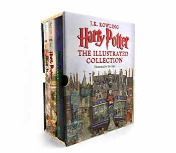 9781338312911-133831291X-Harry Potter: The Illustrated Collection (Books 1-3 Boxed Set)