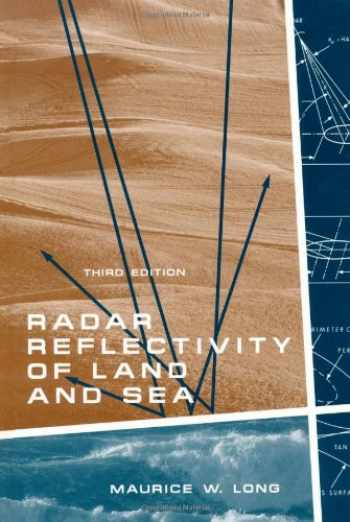 9781580531535-1580531539-Radar Reflectivity of Land and Sea (Artech House Radar Library) (Artech House Radar Library (Hardcover))