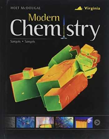 9780547634272-0547634277-Holt McDougal Modern Chemistry: Student Edition 2013