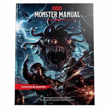 9780786965618-0786965614-Dungeons & Dragons Monster Manual (Core Rulebook, D&D Roleplaying Game)