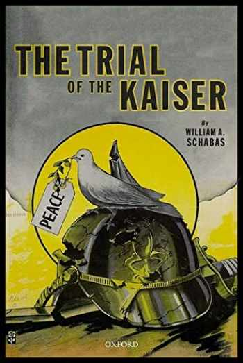 9780198833857-0198833857-The Trial of the Kaiser