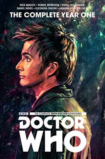 9781785863998-1785863991-Doctor Who : The Tenth Doctor Complete Year One