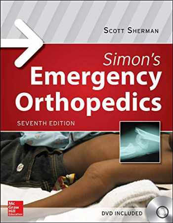 9780071819671-0071819673-Simon's Emergency Orthopedics