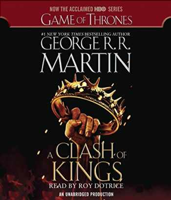 9780449011102-0449011100-A Clash of Kings (HBO Tie-in Edition): A Song of Ice and Fire: Book Two