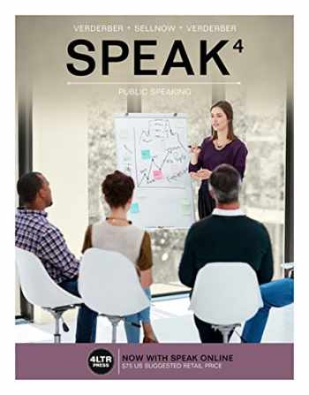 9781337407021-133740702X-SPEAK (with SPEAK Online, 1 term (6 months) Printed Access Card) (MindTap Course List)
