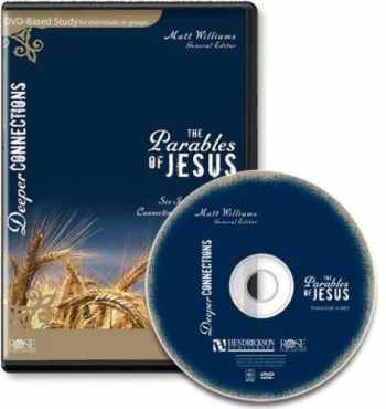 9781628627640-1628627646-The Parables of Jesus 6-Session DVD Bible Study (Deeper Connections)