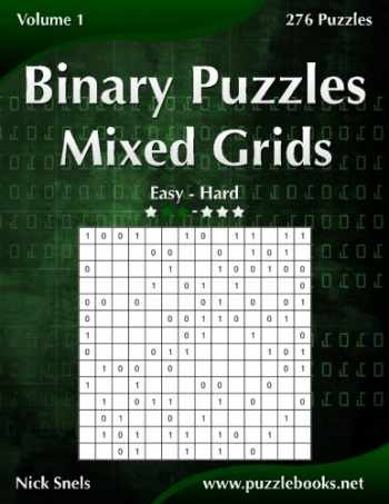 1414 binary puzzles free online