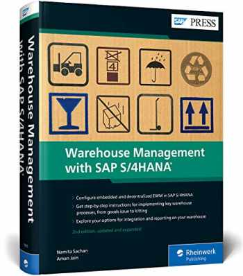 9781493219155-1493219154-Warehouse Management in SAP S/4HANA: Embedded and Decentralized EWM (2nd Edition) (SAP PRESS)