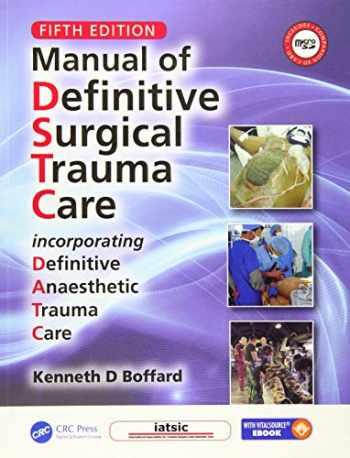 9781138500112-1138500119-Manual of Definitive Surgical Trauma Care, Fifth Edition