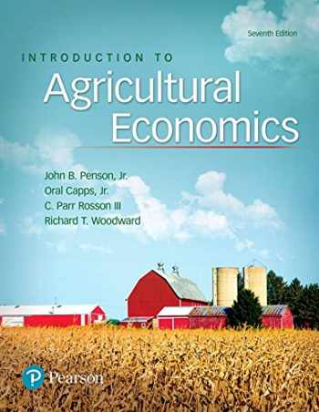 9780134602820-013460282X-Introduction to Agricultural Economics (7th Edition) (What's New in Trades & Technology)