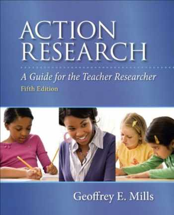 9780133387445-0133387445-Action Research Plus Video-Enhanced Pearson eText -- Access Card Package (5th Edition)