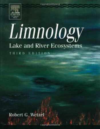 9780127447605-0127447601-Limnology: Lake and River Ecosystems