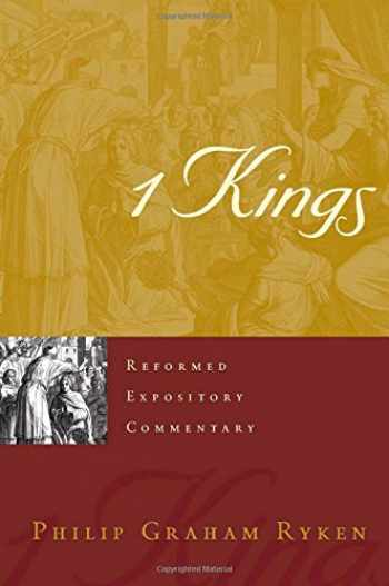 9781596382084-1596382082-1 Kings (Reformed Expository Commentary)