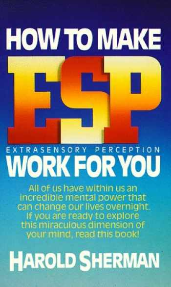 9780449212028-0449212025-How to Make ESP Work for You