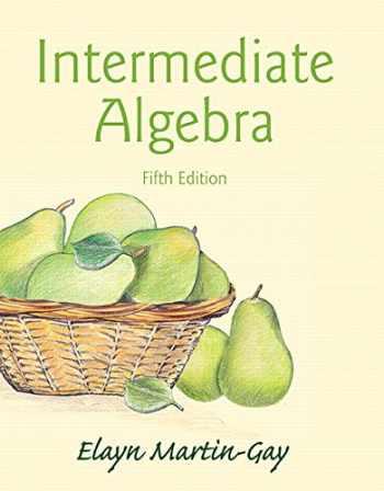 9780321978592-0321978595-Intermediate Algebra (5th Edition)