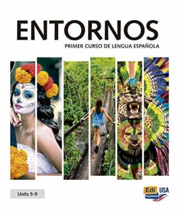 9788491793663-8491793666-Entornos Units 5-9 - Print edition plus 6 months Online Premium access (Std. book + ELEteca + OW + Std. ebook) (Spanish Edition)