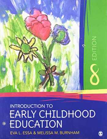 9781544338743-1544338740-Introduction to Early Childhood Education