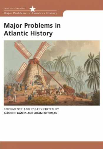 9780618611140-0618611142-Major Problems in Atlantic History: Documents and Essays (Major Problems in American History Series)