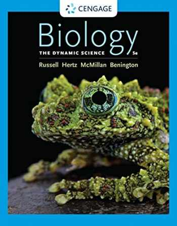 9780357134894-0357134893-Biology: The Dynamic Science (MindTap Course List)
