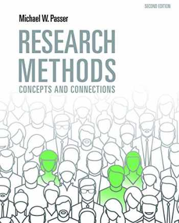 9781464106002-1464106002-Research Methods: Concepts and Connections