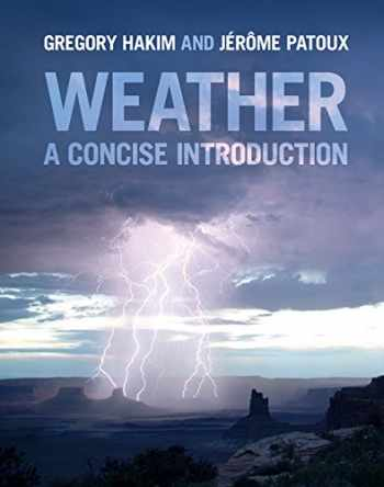 9781108417167-1108417167-Weather: A Concise Introduction