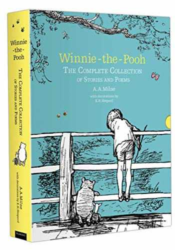 9781405284578-1405284579-Winnie-The-Pooh: The Complete Collection of Stories and Poems (Winnie-The-Pooh - Classic Editions)