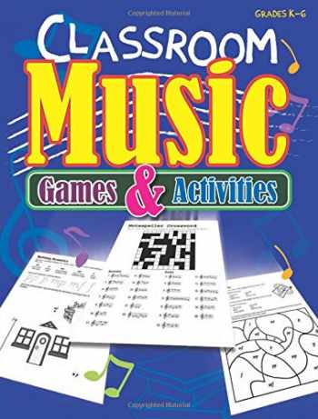 9780787710774-0787710776-Classroom Music Games and Activities