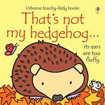9781409595380-1409595382-Thats Not My Hedgehog