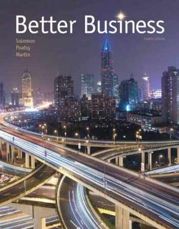 9780133920581-0133920585-Better Business (4th Edition)