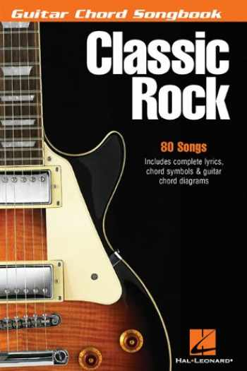 9780634060656-0634060651-Classic Rock: Guitar Chord Songbook (6 inch. x 9 inch.)