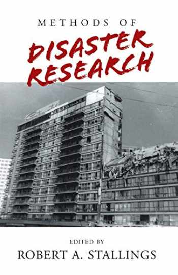 9781401079703-1401079709-Methods of Disaster Research