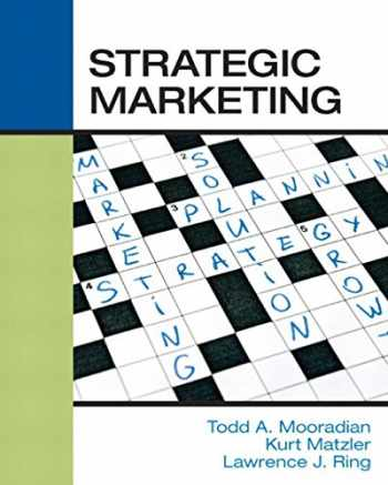 9780990542704-099054270X-Strategic Marketing