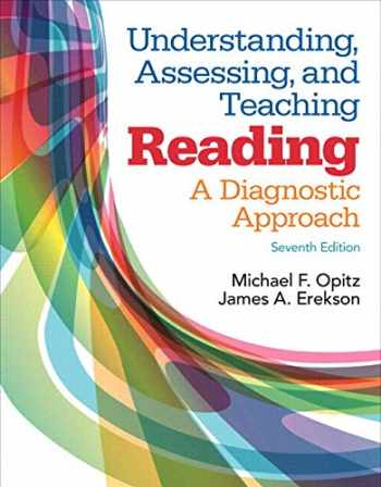 9780133827033-0133827038-Understanding, Assessing, and Teaching Reading: A Diagnostic Approach, Enhanced Pearson eText -- Access Card