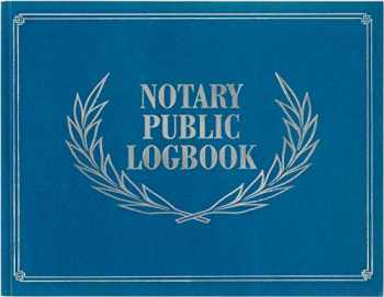 9781441317322-1441317325-Notary Public Logbook (Notary Log Book, Notary Journal)