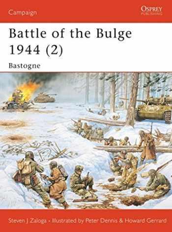 9781841768106-1841768103-Battle of the Bulge 1944 (2): Bastogne (Campaign)