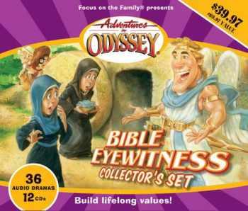 9781589974005-158997400X-Adventures in Odyssey: Bible Eyewitness Collector's Set