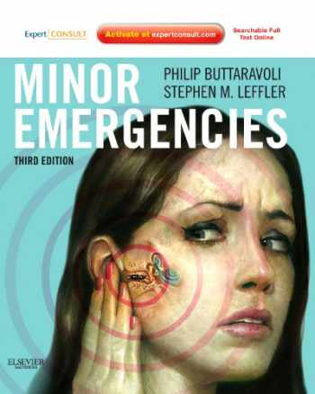 9780323079099-0323079091-Minor Emergencies: Expert Consult - Online and Print