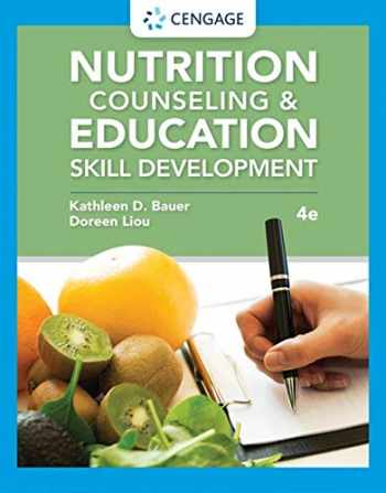 9780357367667-0357367669-Nutrition Counseling and Education Skill Development (MindTap Course List)