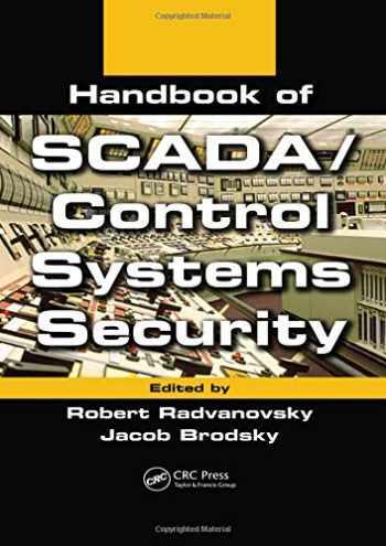 9781466502260-1466502266-Handbook of SCADA/Control Systems Security