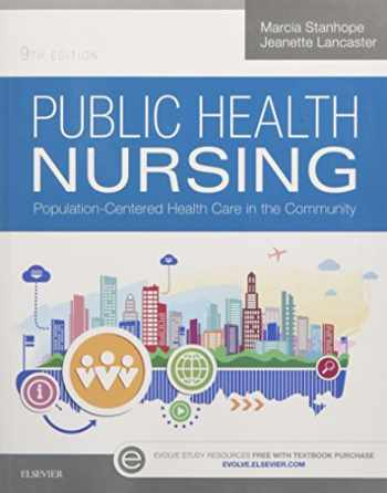 9780323321532-0323321534-Public Health Nursing: Population-Centered Health Care in the Community