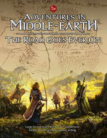 9780857443229-0857443224-Adventures in Middle Earth The Road Goes Ever On