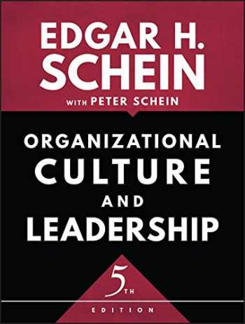 9781119212041-1119212049-Organizational Culture and Leadership (The Jossey-Bass Business & Management Series)