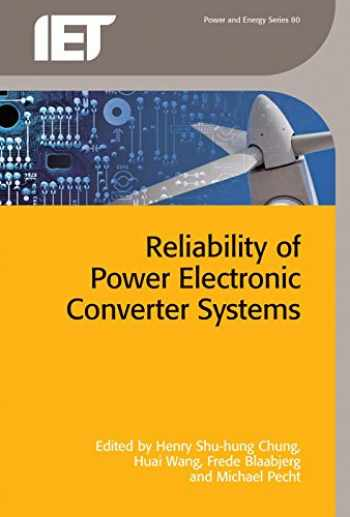 9781849199018-1849199019-Reliability of Power Electronic Converter Systems (Energy Engineering)