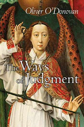 9780802863461-0802863469-The Ways of Judgement (Bampton Lectures)