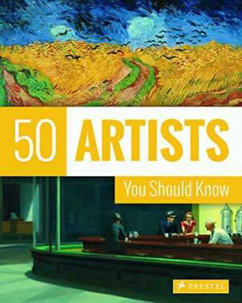 9783791381695-3791381695-50 Artists You Should Know (50 You Should Know)