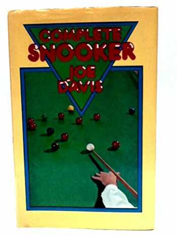 9780491015219-0491015216-Complete Snooker